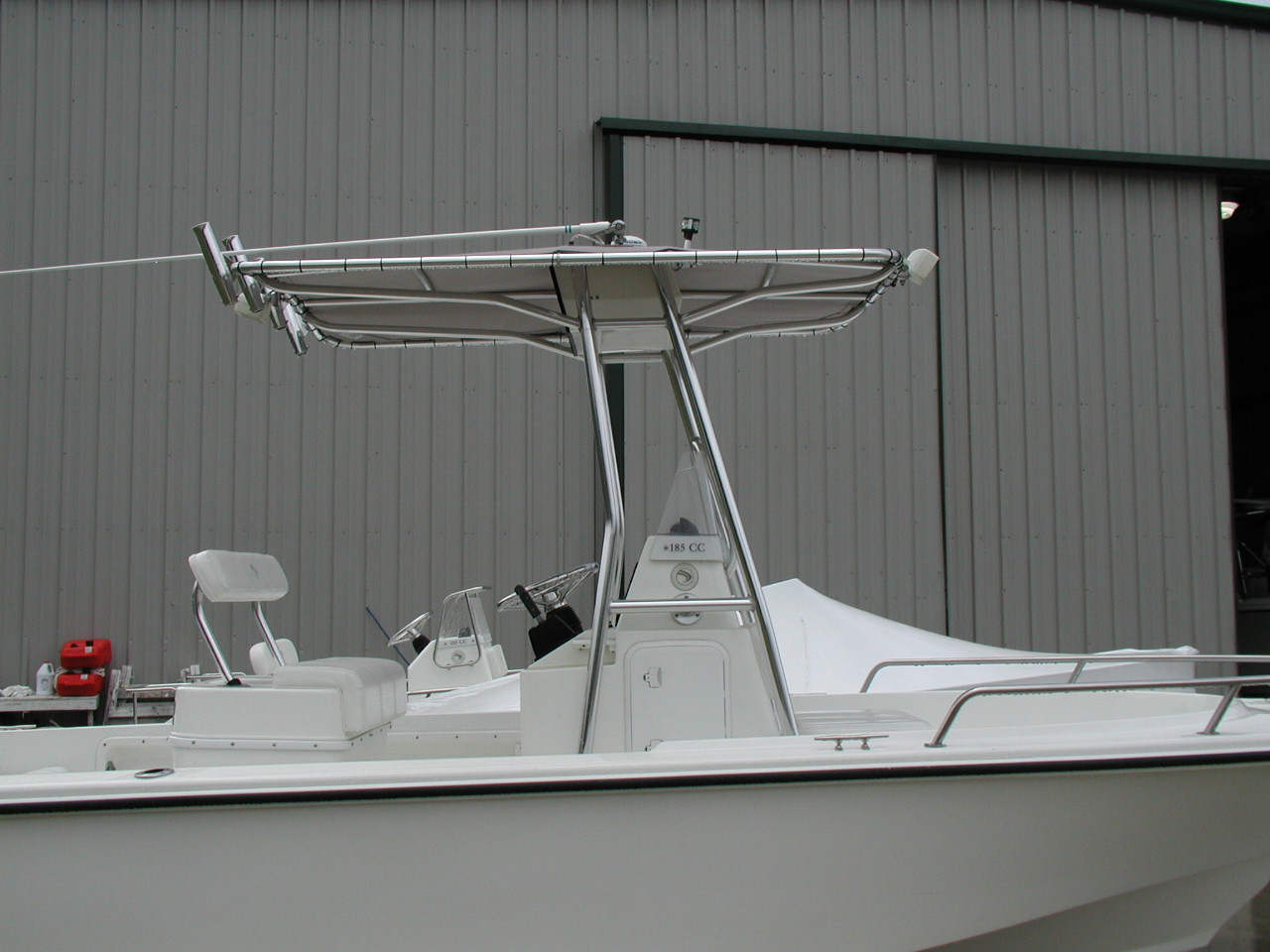 T Tops Blue Point Fabrication